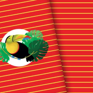 Tropischer Tukan